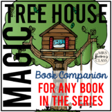 Magic Tree House   Book Study for ANY book in the Series