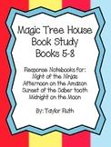 Magic Tree House Book Study!! Books 5-8 Bundle