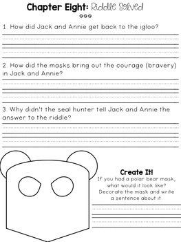 Magic Tree House Book Study: Polar Bears Past Bedtime