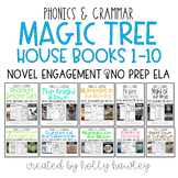 Magic Tree House Books 1-10 NO PREP (ELA) BUNDLE