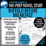Buffalo Before Breakfast - Magic Tree House