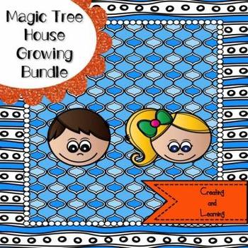 Magic Tree House Growing Bundle