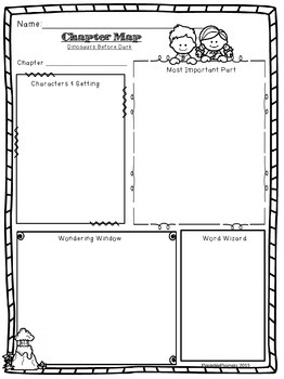 Magic Tree House Bundle Books 1-3