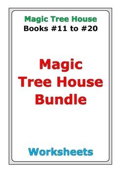 Magic Tree House Bundle: Books #11 to #20