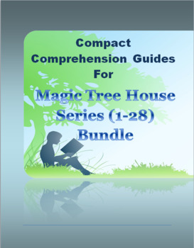 Magic Tree House Bundle -- CCGs for Books 1 - 28