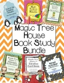 Magic Tree House Bundle- Set of 6 Novel Studies