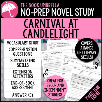 Carnival at Candlelight - Magic Tree House