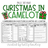 Magic Tree House: Christmas in Camelot A Magic Tree House Activity