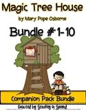 Magic Tree House Companion Pack Bundle {#1-10}