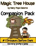 Magic Tree House Companion Pack {Dinosaurs Before Dark #1}