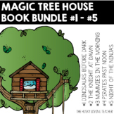 Magic Tree House Comprehension Guides: Books 1-5
