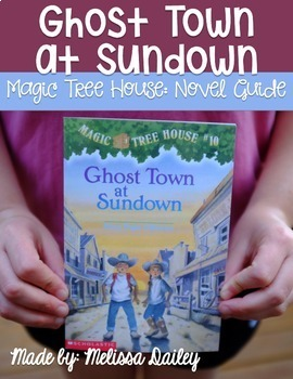 Magic Tree House Comprehension Guides: Books 6-10 {GROWING BUNDLE!}