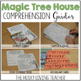 Magic Tree House Comprehension Guides: Books 1-25 {Growing