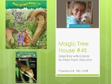 Magic Tree House:  Crazy Day with Cobras PowerPoint