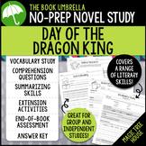 Day of the Dragon King Novel Study - Magic Tree House