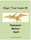 Magic Tree House: Dinosaurs Before Dark