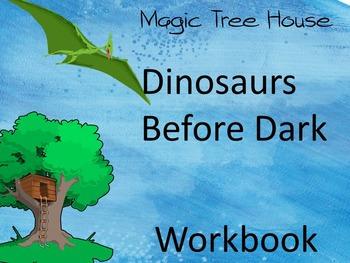 Magic Tree House Dinosaurs Before Dark Workbook