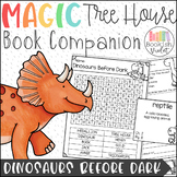 Magic Tree House Dinosaurs Before Dark Book Unit ( Print Only)