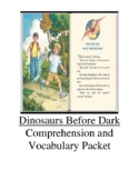 Magic Tree House Dinosaurs Before Dark Guided Reading Unit Level M