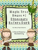 Magic Tree House Dinosaurs Before Dark Novel Study and Reader Response Packet
