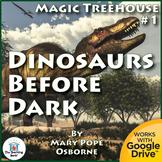 Magic Tree House Book 1 Dinosaurs Before Dark Novel Study Book Unit