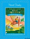 Magic Tree House: Dinosaurs Before Dusk Novel Study