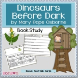 Dinosaurs before Dark - MTH Common Core Book Study