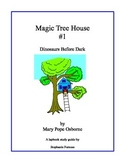 Magic Tree House - Dinosaurs before Dark Lapbook
