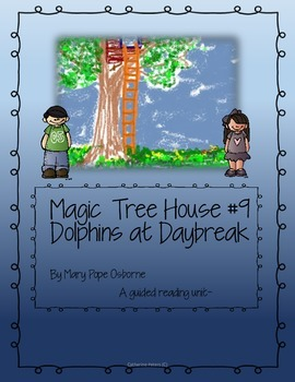 Magic Tree House: Dolphins Before Daybreak