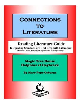 Magic Tree House Dolphins at Daybreak-Reading Literature Guide