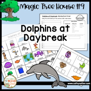 Magic Tree House - Dolphins at Daybreak - #9