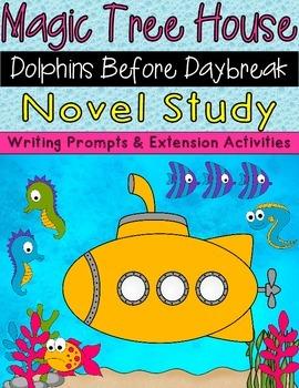 Magic Tree House Dolphins Before Daybreak Novel Study