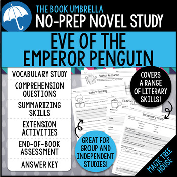 Eve of the Emperor Penguin - Magic Tree House