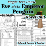 Magic Tree House - Eve of the Emperor Penguin Novel Unit-V