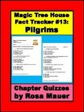 Magic Tree House Fact Tracker #13: Pilgrims Printable Chap