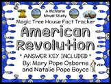 Magic Tree House Fact Tracker: American Revolution (Osborne) Book Study