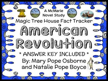 Magic Tree House Fact Tracker: American Revolution (Osborn