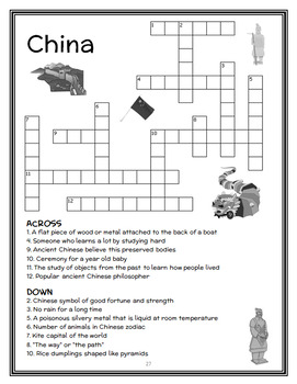 Magic Tree House Fact Tracker: China (Osborne and Boyce) Book Study