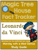 Magic Tree House Fact Tracker Leonardo da Vinci  - Study Guide