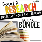 Informational Book Studies: Science Magic Tree House Nonfiction Fact Trackers