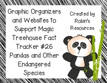 Magic Tree House Fact Tracker: Pandas and Other Endangered