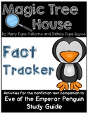 Magic Tree House Fact Tracker Penguins and Antarctica - Study Guide