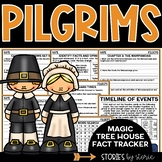 Pilgrims (Magic Tree House Fact Tracker)