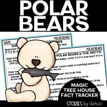 Polar Bears & the Arctic (Magic Tree House Fact Tracker &