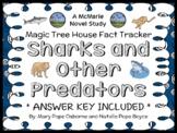 Magic Tree House Fact Tracker: Sharks and Other Predators (Osborne) Book Study