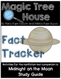 Magic Tree House Fact Tracker Space / Midnight on the Moon - Study Guide