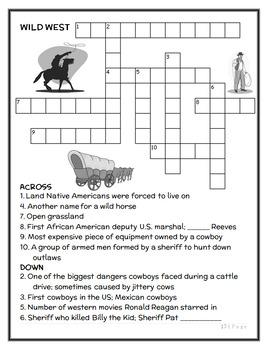 Magic Tree House Fact Tracker: Wild West (Osborne) Book Study / Comprehension