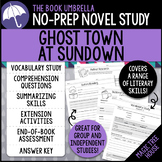 Ghost Town at Sundown - Magic Tree House