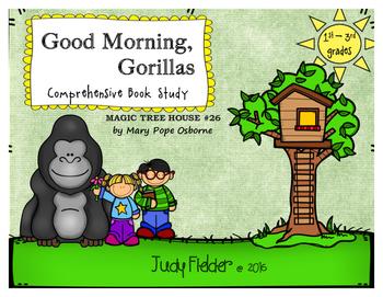 Magic Tree House, Good Morning Gorillas