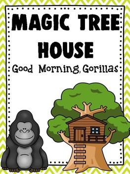 Magic Tree House: Good Morning Gorillas